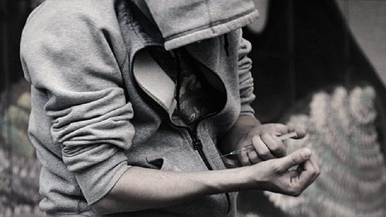 heroin overdose street